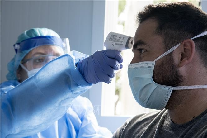Ситуация с распространением эпидемии COVID-19 во всем мире - ảnh 1