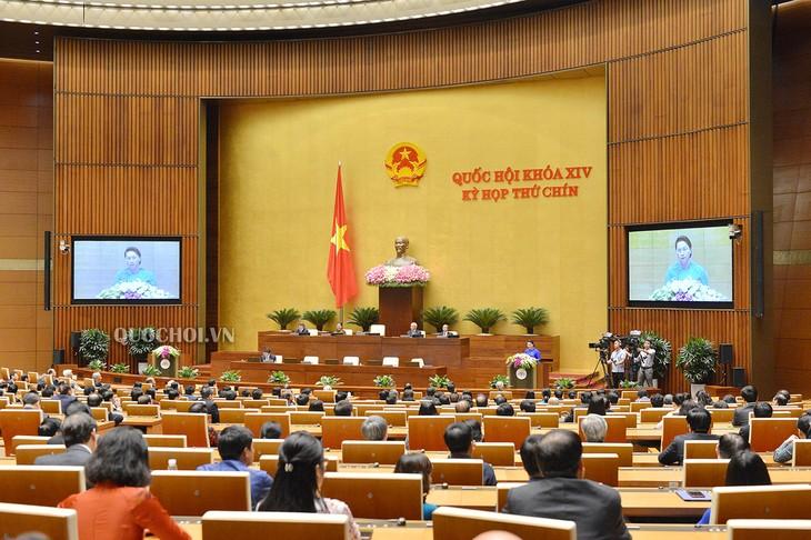 9-я сессия Нацсобрания СРВ 14-го созыва носит особый характер в истории парламента страны - ảnh 1