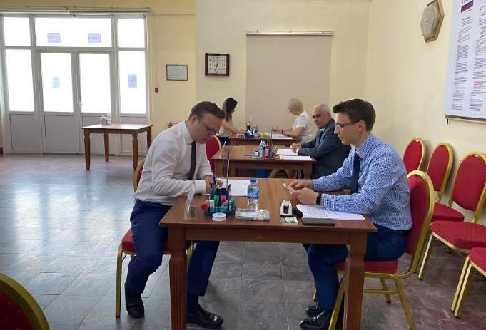 Россияне во Вьетнаме проголосовали по поправкам к Конституции РФ - ảnh 1