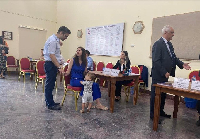 Россияне во Вьетнаме проголосовали по поправкам к Конституции РФ - ảnh 2
