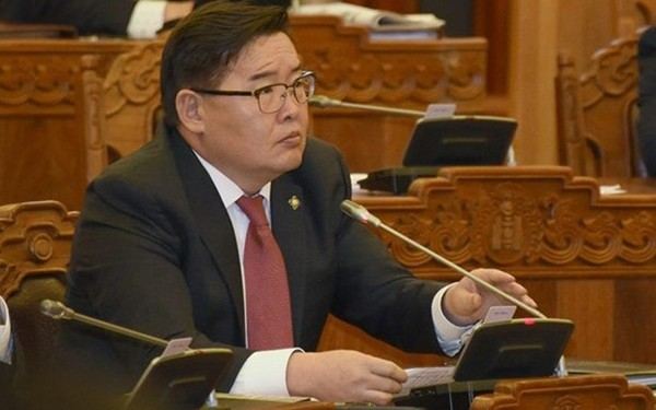 Нгуен Тхи Ким Нган поздравила Гомбожавына Занданшатара с избранием на пост спикера парламента Монголии - ảnh 1