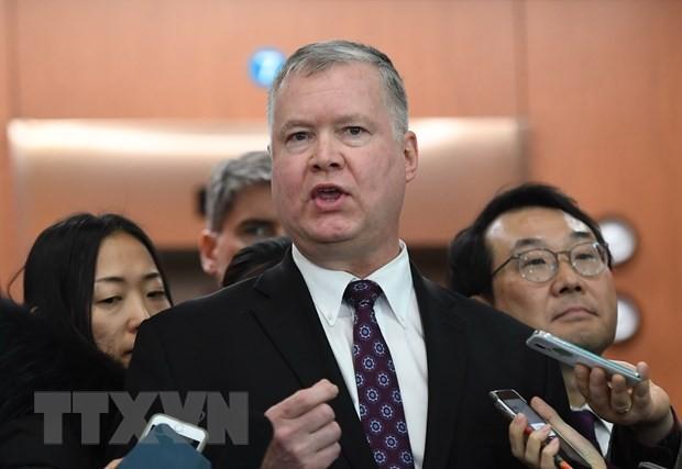 США продолжат усилия по денуклеаризации Корейского полуострова - ảnh 1