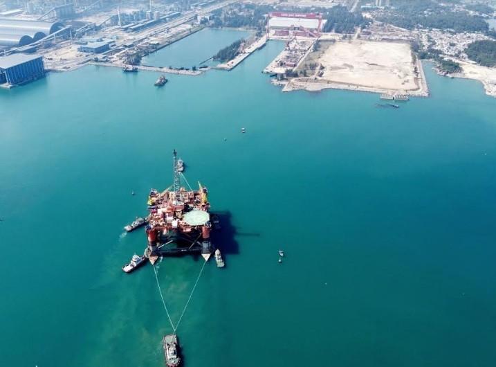 Как судостроительная компания Зунгкуат преодолела Covid-19 - ảnh 4