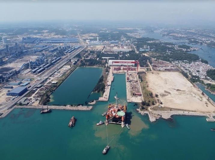 Как судостроительная компания Зунгкуат преодолела Covid-19 - ảnh 5