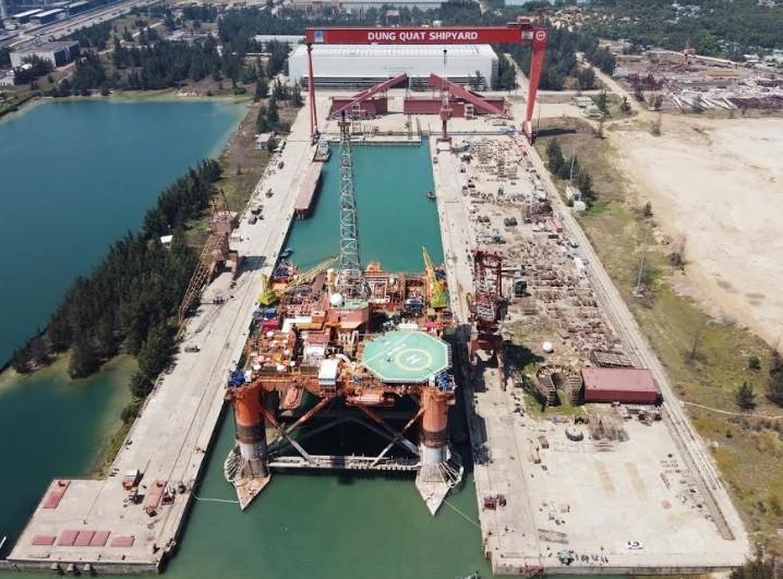Как судостроительная компания Зунгкуат преодолела Covid-19 - ảnh 7