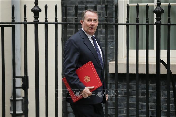 Великобритания выдвинет бывшего министра внешней торговли на пост главы ВТО - ảnh 1