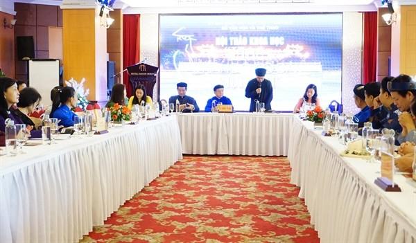 В провинции Тхыатхиен-Хюэ прошла научная конференция «Хюэ – столица вьетнамского платья «аозай»» - ảnh 1