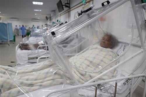 Во всём мире более 12 млн. человек заразились коронавирусом - ảnh 1
