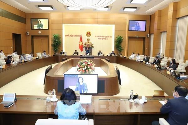13 июля в Ханое откроется 46-е заседание Посткома Нацсобрания Вьетнама - ảnh 1