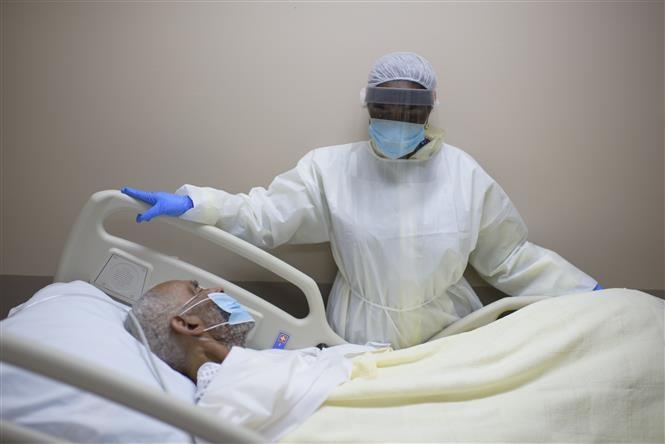 Ситуация с распространением коронавируса в мире - ảnh 1