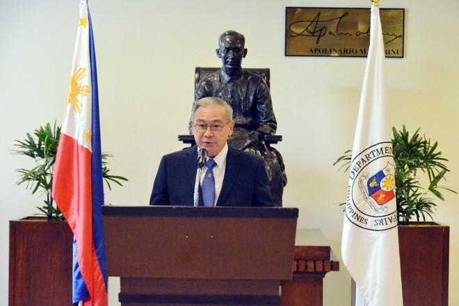 Филиппины призвали Пекин уважать решение суда в Гааге по Восточному морю - ảnh 1