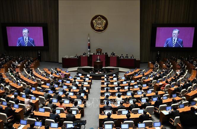 В Южной Корее предложили провести межпарламентские переговоры с КНДР - ảnh 1