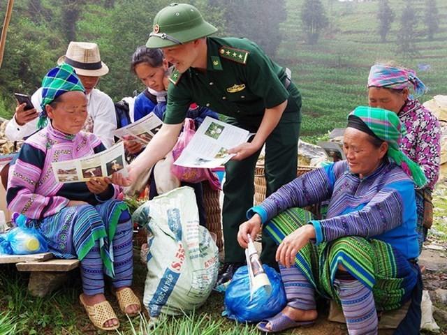 Нельзя отрицать усилия Вьетнама по борьбе с торговлей людьми - ảnh 2