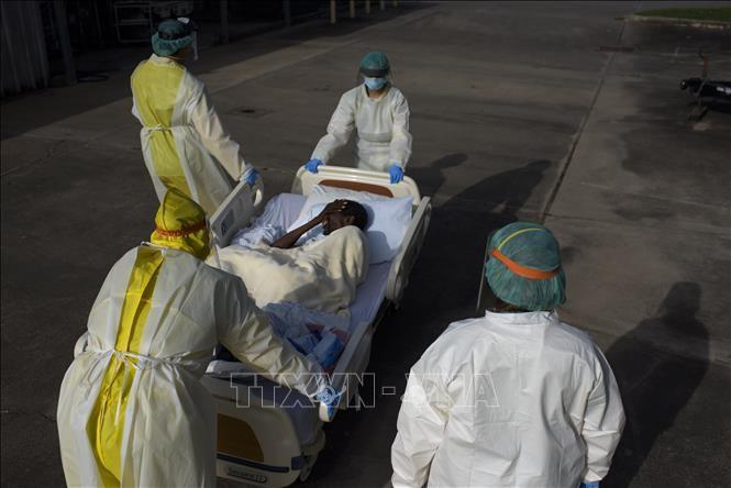 В мире около 17 млн человек заразили коронавирусом - ảnh 1