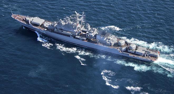 Россия проводит военные учения в Черном море - ảnh 1