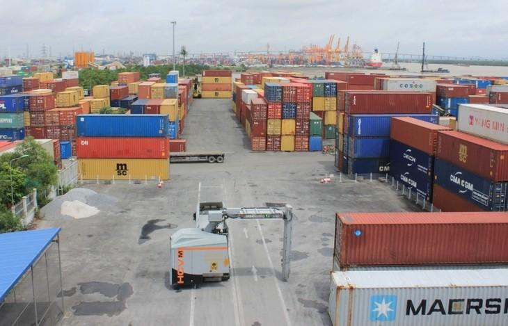 За 7 месяцев 2020 года положительное сальдо торгового баланса Вьетнама составило $6,5 млрд - ảnh 1