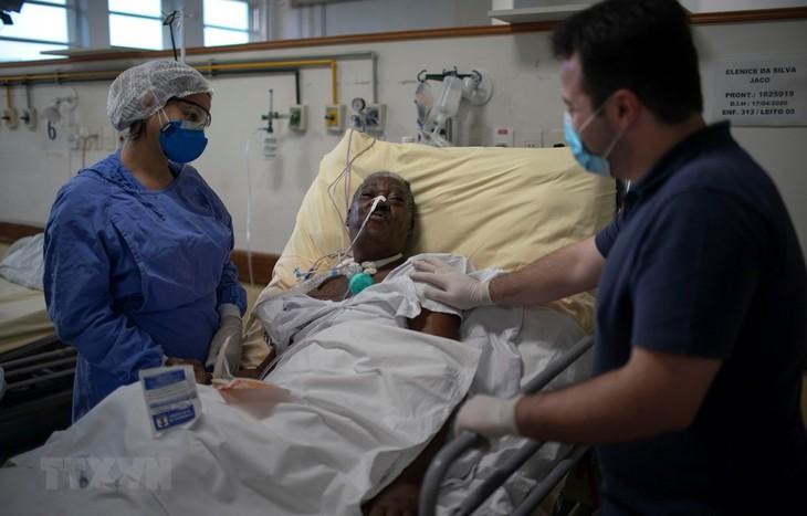 Ситуация с распространением пандемии коронавируса в мире - ảnh 1