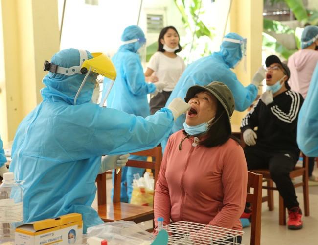 Ханой расширил масштаб тестирования на коронавирус - ảnh 1