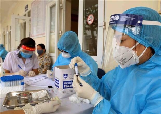 На утро 22 августа во Вьетнаме не выявлено ни одного нового случая COVID-19 - ảnh 1