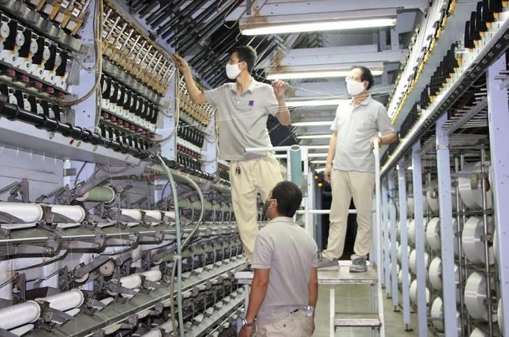 VNPOLY поставляет пряжу компаниям ADIDAS и TARGET - ảnh 1
