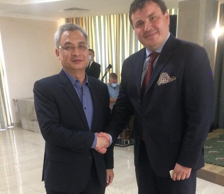 Вьетнам и Украина наращивают двусторонние отношения - ảnh 1