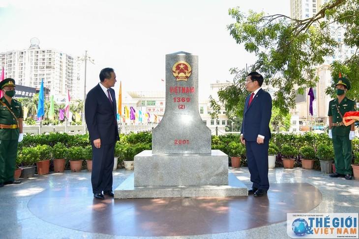 20 лет вьетнамо-китайского сотрудничества по вопросам сухопутной границы - ảnh 2