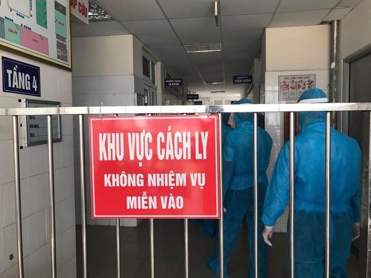Во Вьетнаме зафиксировано ещё два случая заражения Covid-19 - ảnh 1