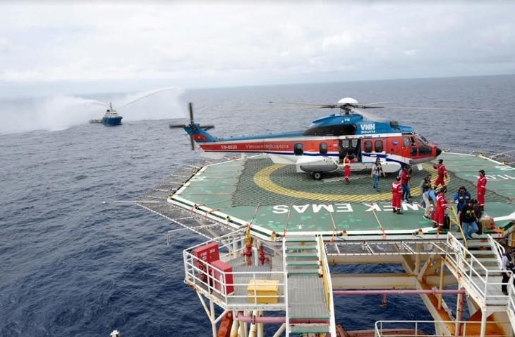 ПетроВьетнам: 45 лет выполнения миссии по разведке нефти - ảnh 2