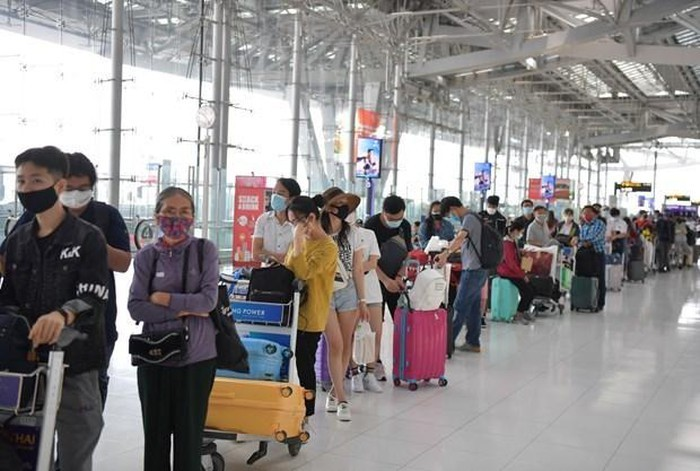 Вьетнамские граждане вывезены с Филиппин на Родину - ảnh 1