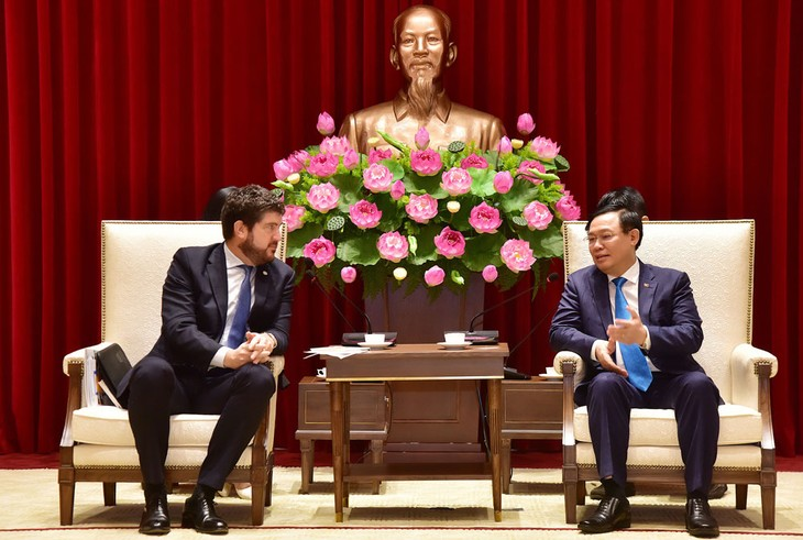 Ханой активизирует сотрудничество с ЮНЕСКО - ảnh 1