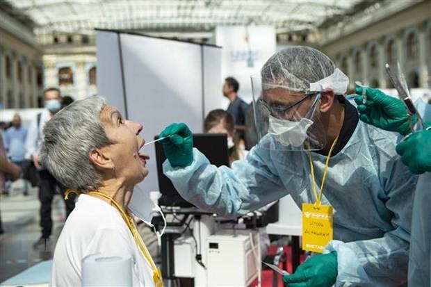 Число заболевших коронавирусом в мире составило около 29 млн человек - ảnh 1