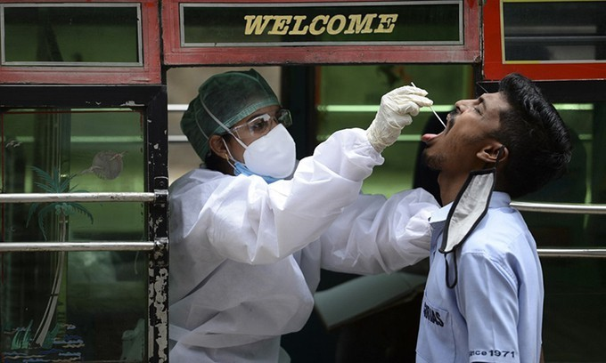 Почти 29 млн человек в мире заразились коронавирусом нового типа - ảnh 1