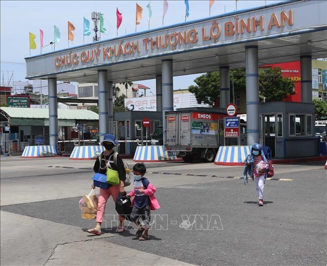 18 сентября Дананг продолжит ослаблять меры по борьбе с COVID-19 - ảnh 1