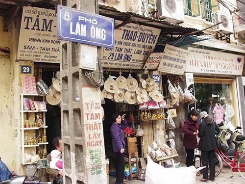 A la découverte des rues de corporations de Hanoi - ảnh 3