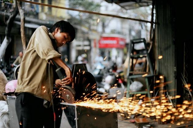 A la découverte des rues de corporations de Hanoi - ảnh 2