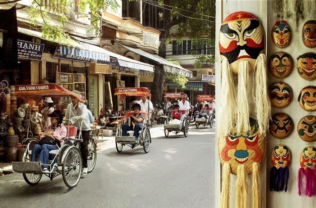 A la découverte des rues de corporations de Hanoi - ảnh 1
