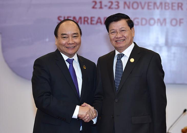 Vietnam – Laos : vers une relation traditionnelle approfondie - ảnh 1