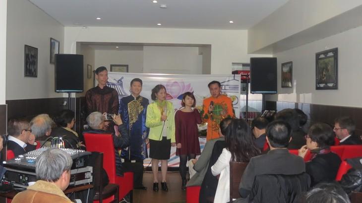 Création de l'association «Parfums et couleurs Vietnam/Europe» - ảnh 1
