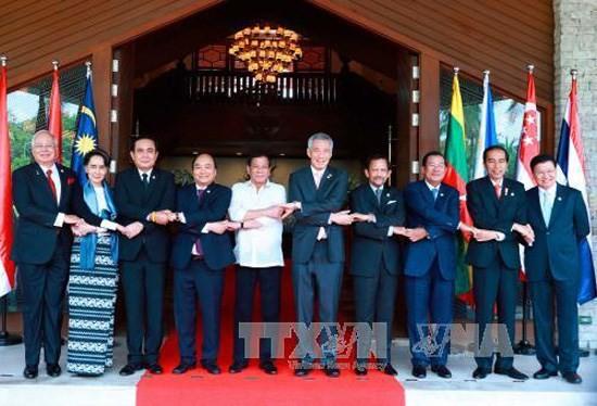 Clôture du 30ème sommet de l'ASEAN - ảnh 1
