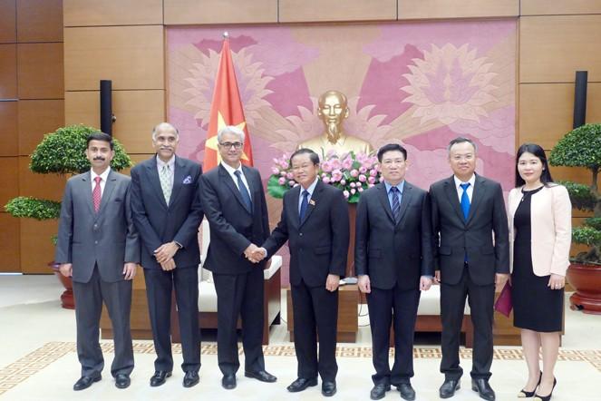 Vietnam et Inde renforcent leur coopération en matière d'audit d'Etat - ảnh 1