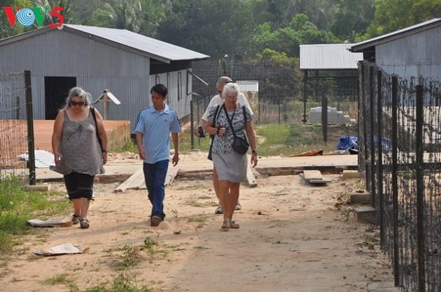 La prison de Phu Quôc, symbole des révolutionnaires indomptables - ảnh 2