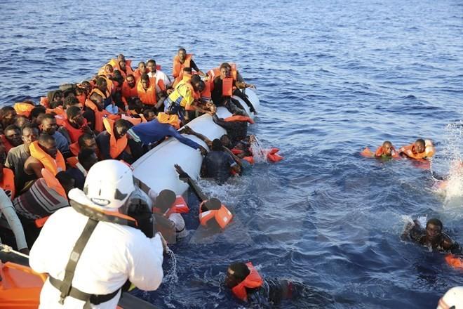 Italie/Migrants: code de conduite pour les ONG - ảnh 1