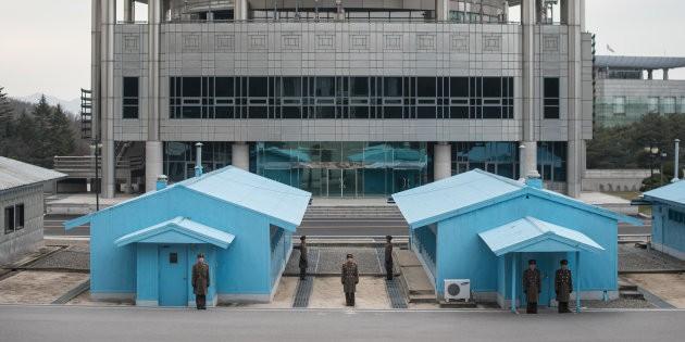 Les deux Corée face à face pour la première fois depuis deux ans - ảnh 1