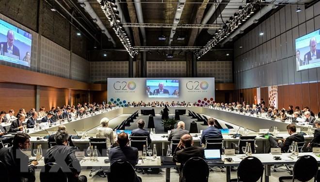 Les Etats-Unis défendent leurs intérêts à la réunion du G20 de Buenos Aires - ảnh 1
