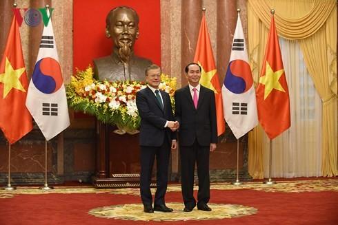 Vietnam-République de Corée : approfondissement du partenariat stratégique  - ảnh 1
