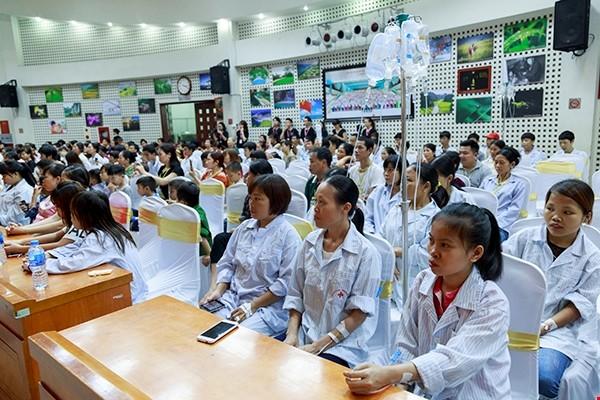 Treize millions de vietnamiens atteints de thalassémie - ảnh 1