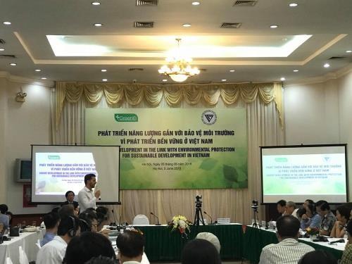 Le développement énergétique doit être associé à la protection environnementale - ảnh 1