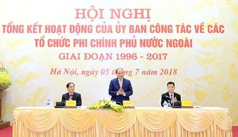 Le gouvernement vietnamien favorise les activités des ONG - ảnh 1