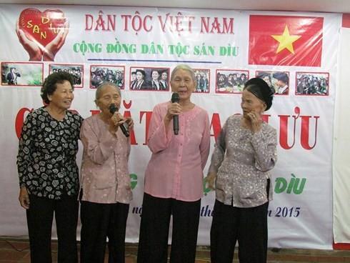 Le chant Soong Cô des San Diu - ảnh 2