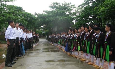 Le chant Soong Cô des San Diu - ảnh 1